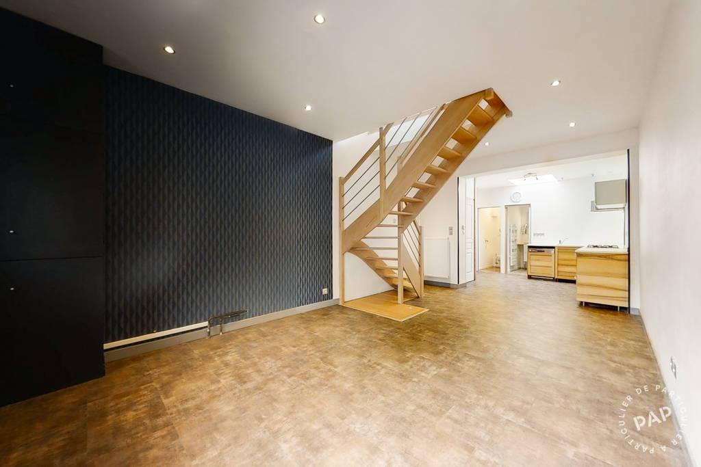 Vente maison 3 pièces Lille (59)