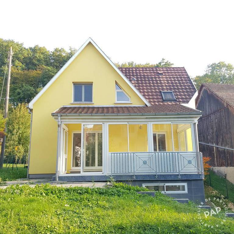 Vente maison 6 pièces Hagenthal-le-Bas (68220)