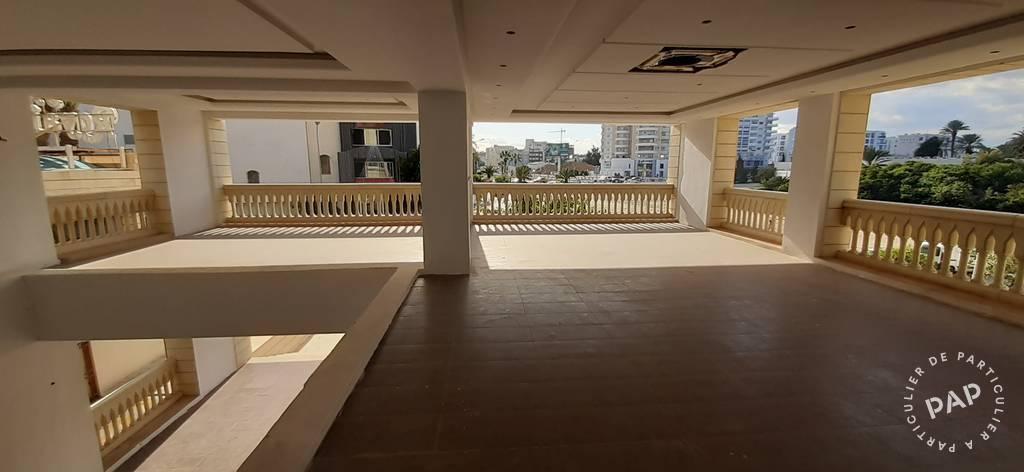 Vente et location Local commercial Tunisie 500m² 700.000€