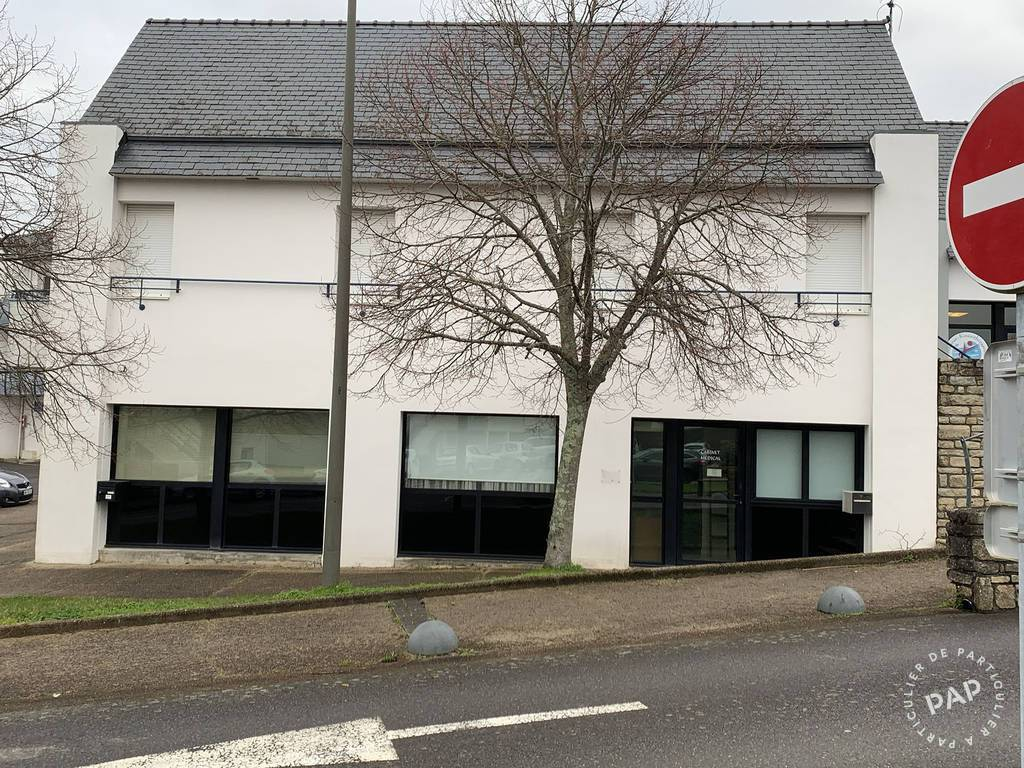 Vente et location Local d'activité Trégunc (29910) 36m² 550€