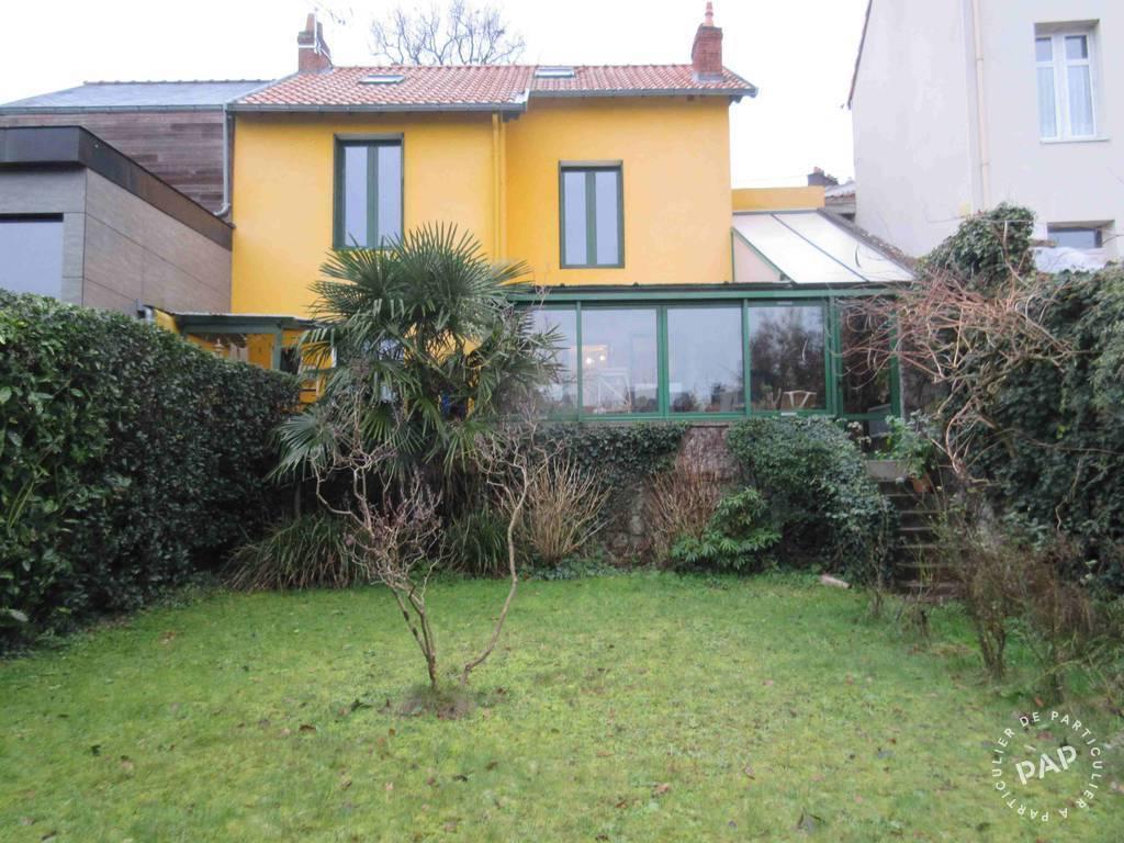 Vente maison 6 pièces Nantes (44)