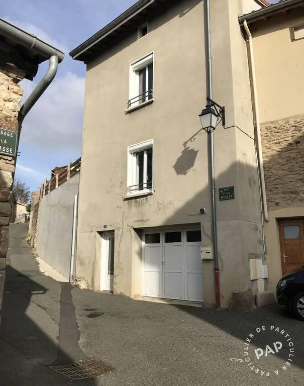 Vente maison 4 pièces La Tour-en-Jarez (42580)