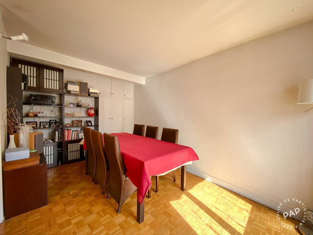 Vente Appartement Vincennes (94300) 103 m² 830.000 €