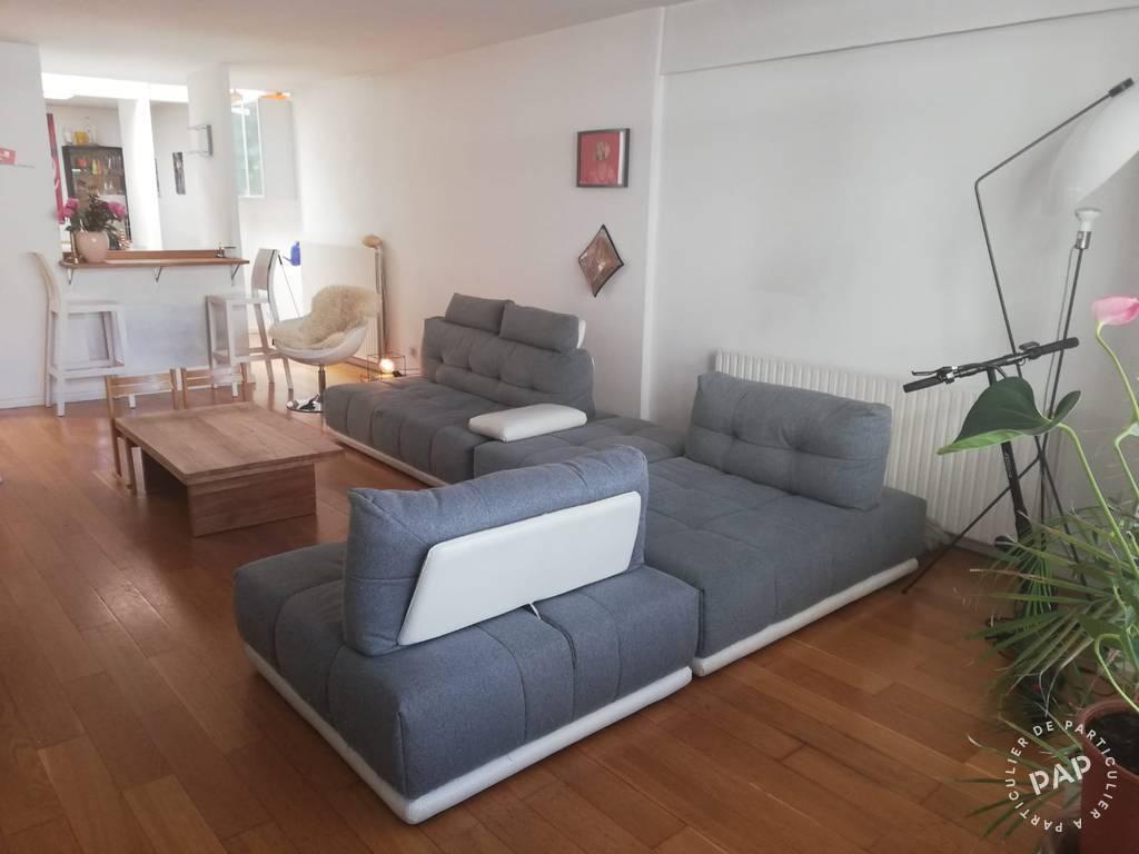 Vente appartement 7 pièces Paris 18e