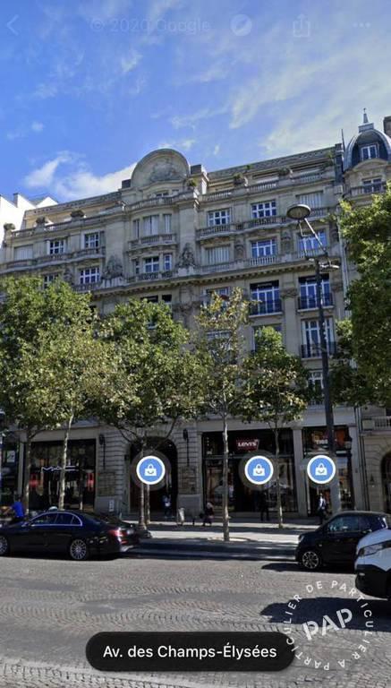 Location Bureaux et locaux professionnels Paris 8E (75008) 20m² 2.000€