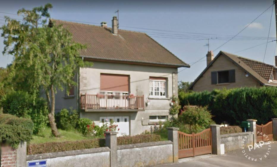 Vente maison 3 pièces Fressenneville (80390)