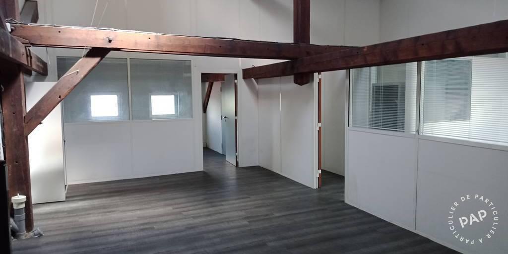 Vente et location Bureaux, local professionnel Aubervilliers (93300) 115m² 1.400€