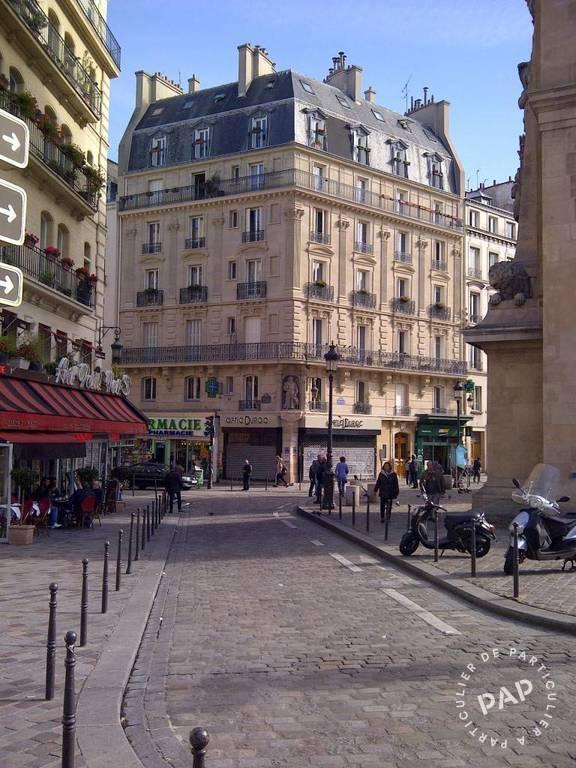 Location Appartement Paris 10E (75010) 25m² 980€