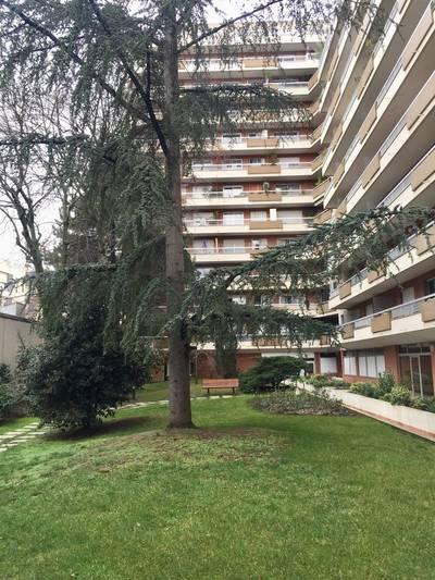 Paris 15E Terrasse