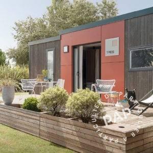 Vente Chalet, mobil-home Longueville (50290)  54.900€
