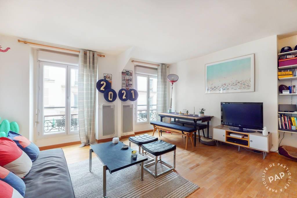 Vente Appartement Paris 11E (75011) 51m² 530.000€