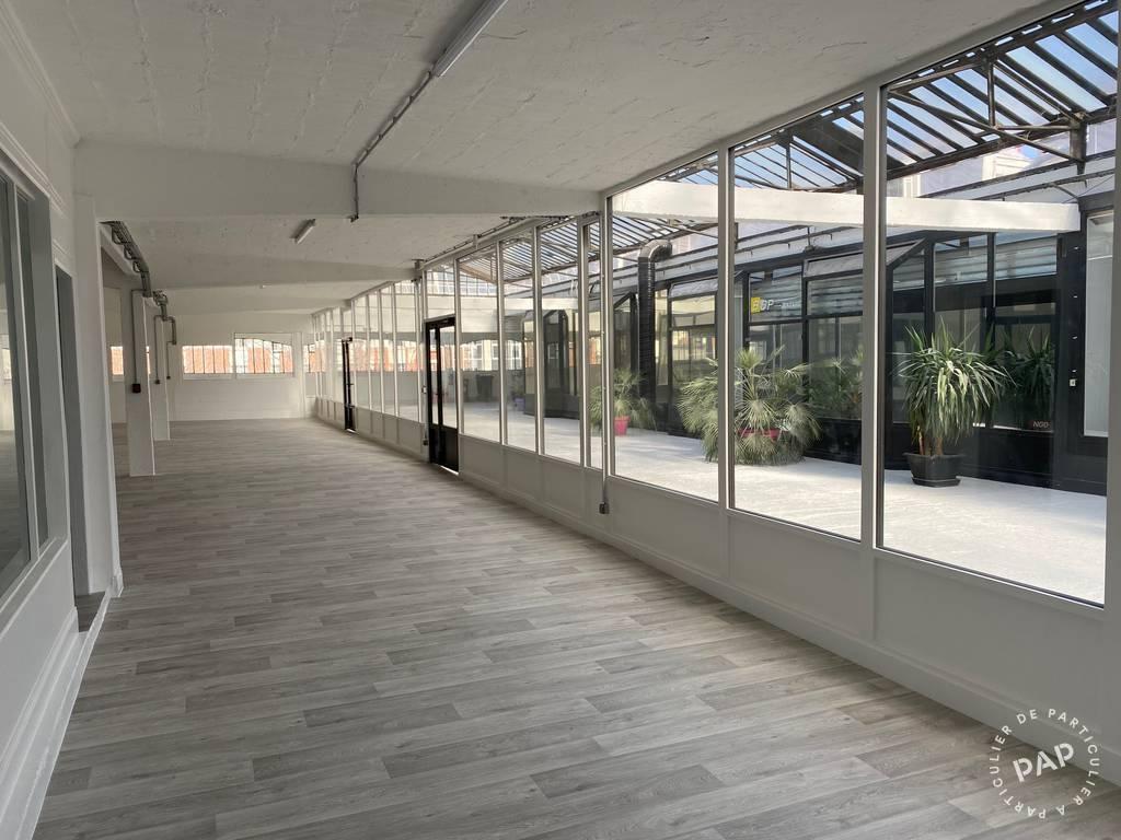 Location Local d'activité Paris 12E 252m² 6.300€