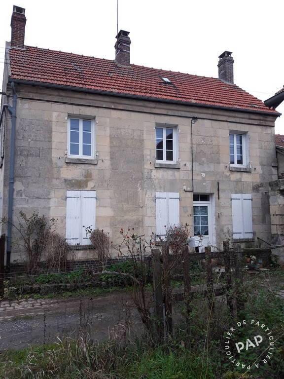 Vente Maison Ribécourt-Dreslincourt (60170) 90m² 120.000€