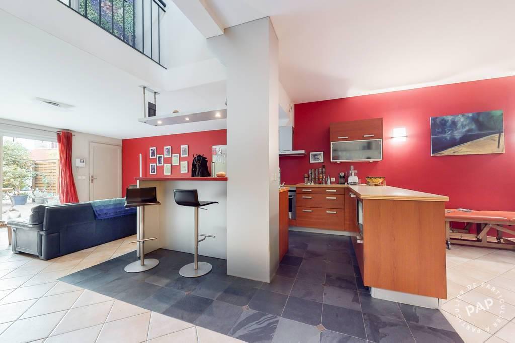Vente maison 6 pièces Pantin (93500)