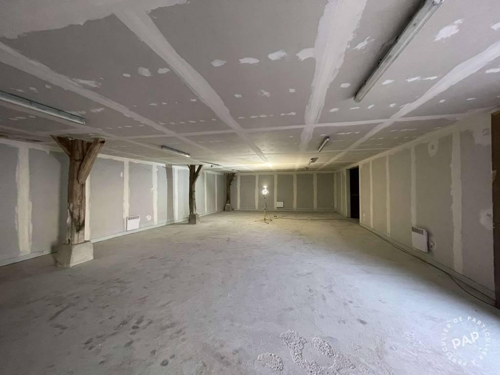 Location Bureaux et locaux professionnels Le Mesnil-Aubry (95720) 120m² 950€