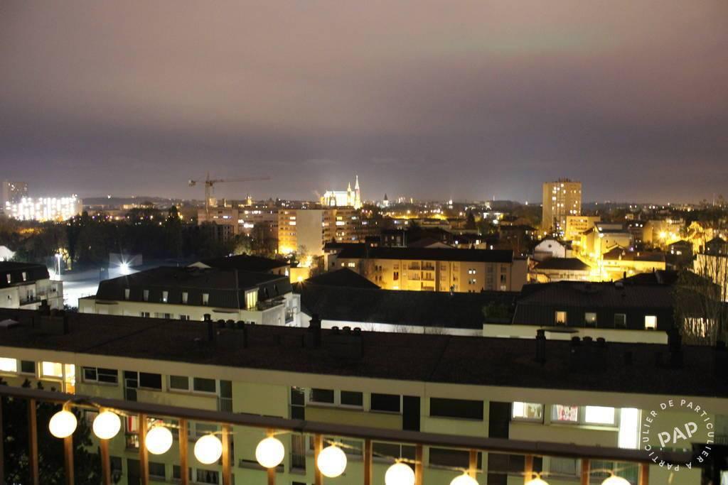 Vente appartement 4 pièces Metz (57)