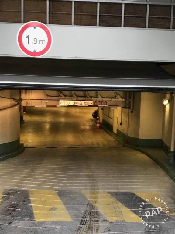 Location Garage, parking Neuilly-Sur-Seine (92200)