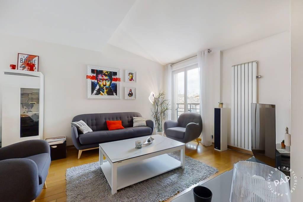 Vente immobilier 2.050.000€ Paris 10E (75010)