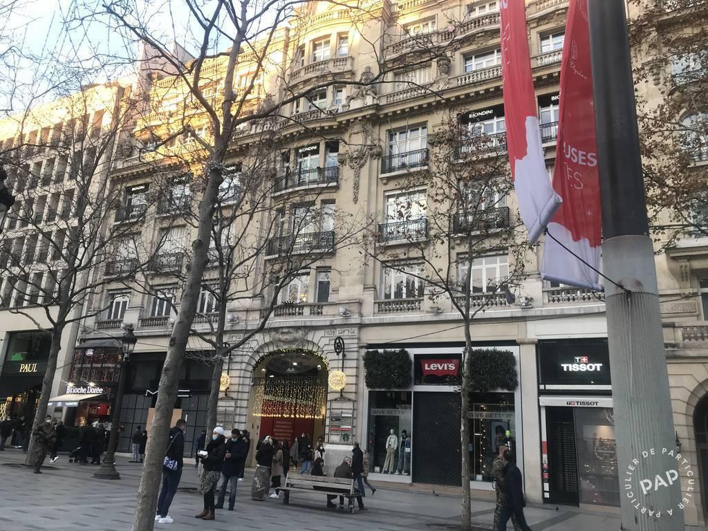 Bureaux et locaux professionnels 2.000€ 20m² Paris 8E (75008)