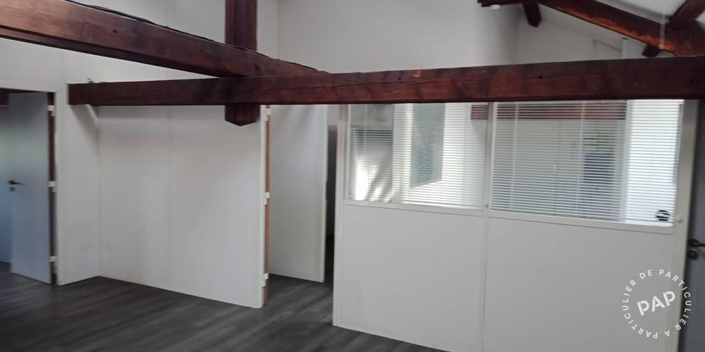 Bureaux et locaux professionnels 1.800€ 115m² Aubervilliers (93300)