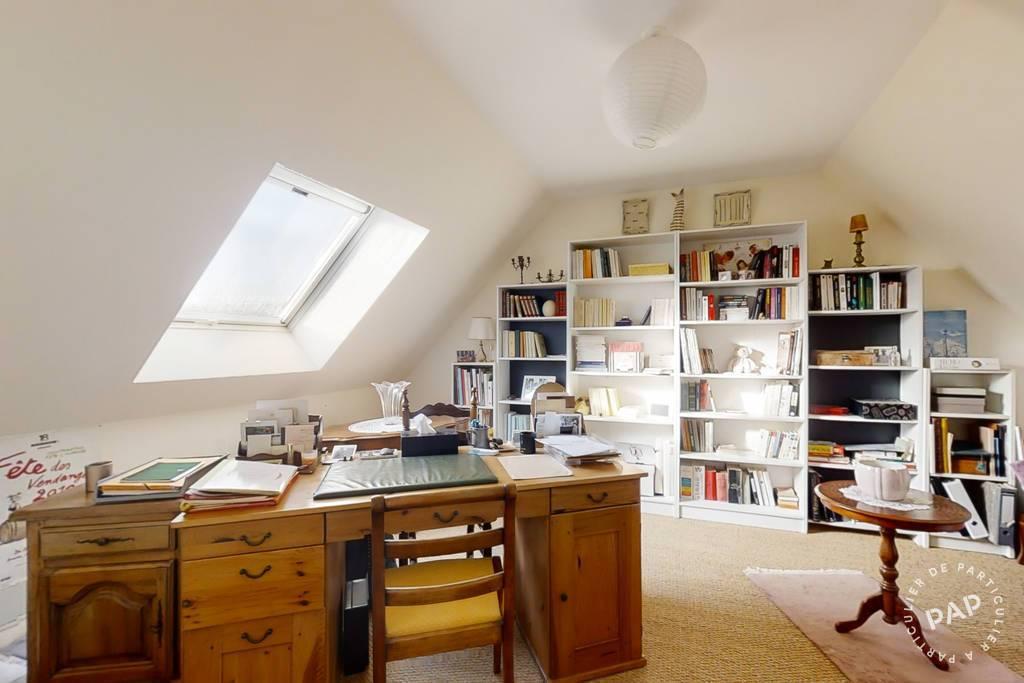 Maison 395.000€ 105m² Mézy-Sur-Seine (78250)