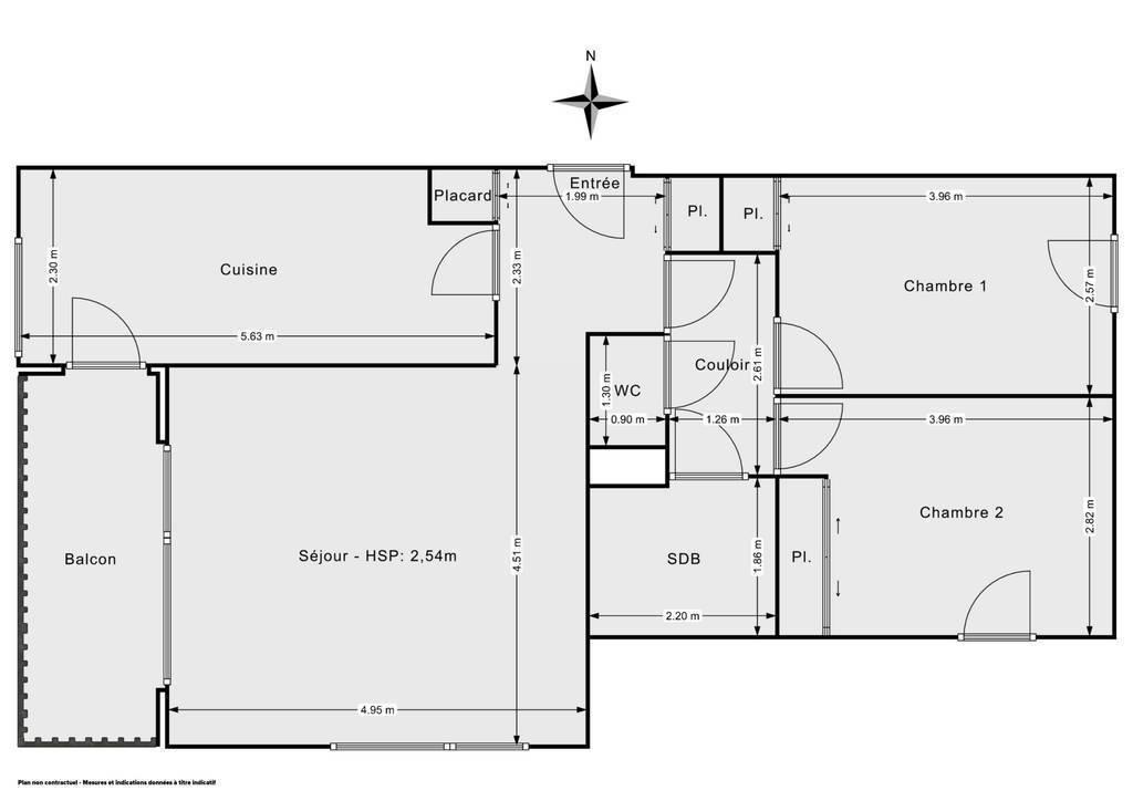 Vente Appartement Lyon 7E (69007) 69m² 369.000€