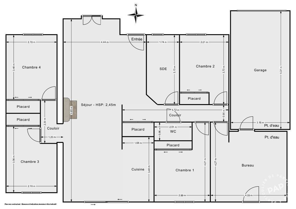 Vente Maison Proche Nantes 115m² 405.000€