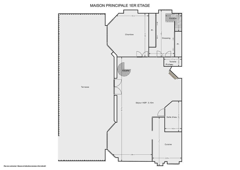 Vente Maison Bédarieux (34600)