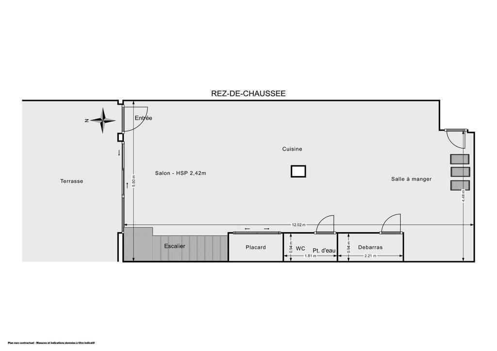 Vente Maison Pantin (93500)