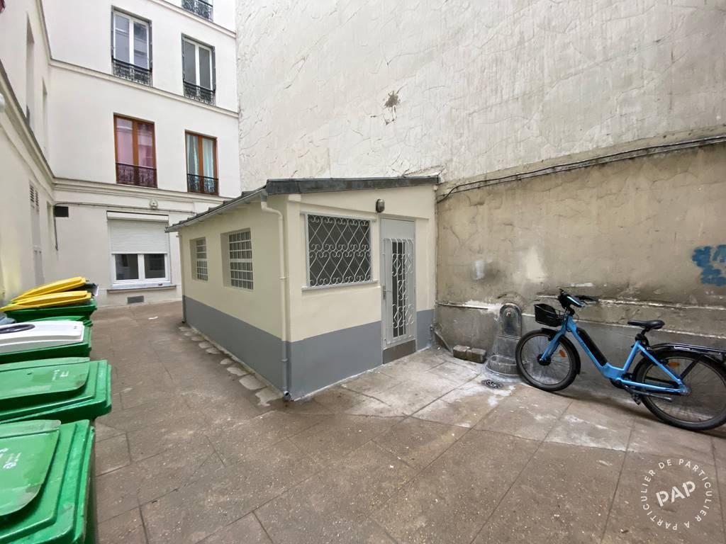 Vente et location Bureaux, local professionnel Paris 18E (75018) 14m² 600€