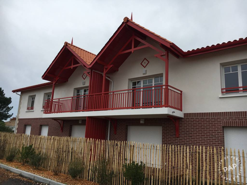 Vente appartement 3 pièces Biscarrosse (40600)