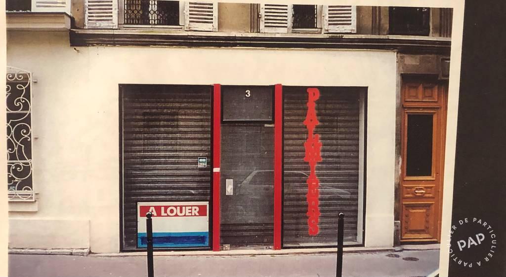 Vente et location Local commercial Paris 17E (75017) 50m² 1.425€