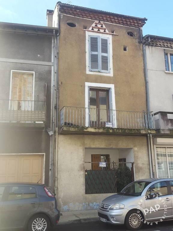 Vente maison 4 pièces Labégude (07200)