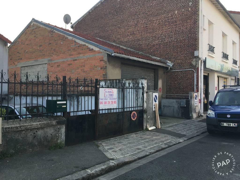 Vente et location Local d'activité Fontenay-Sous-Bois 300m² 390.000€