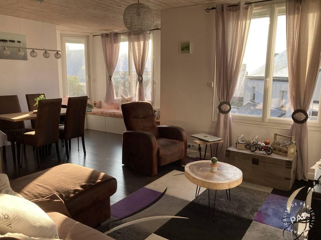 Vente appartement 5 pièces Saint-Nazaire (44600)