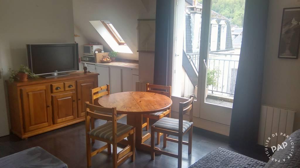 Vente appartement 3 pièces Bagnères-de-Luchon (31110)