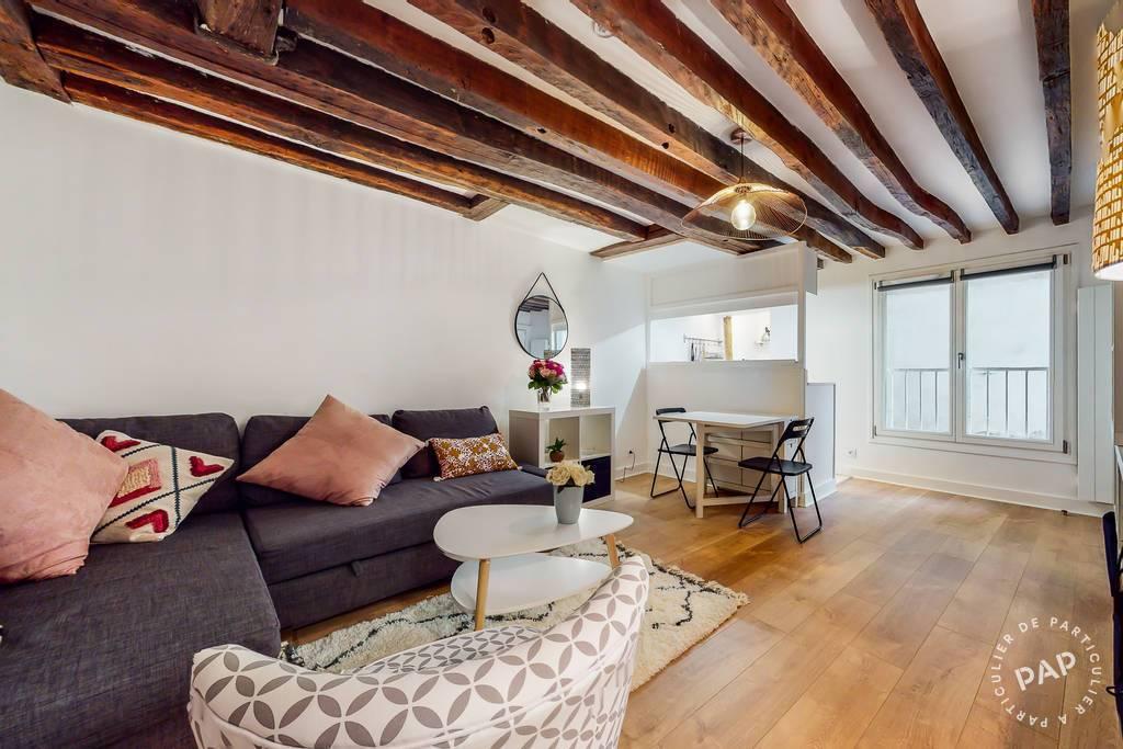 Vente Appartement Paris 9E (75009) 26m² 385.000€