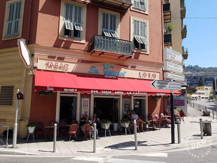 Vente et location Fonds de commerce Nice (06300)  580.000€