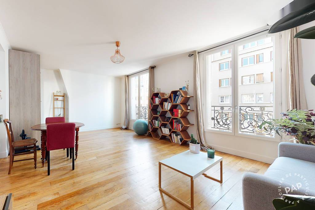 Vente Appartement Paris 10E (75010) 52 m² 618.000 €