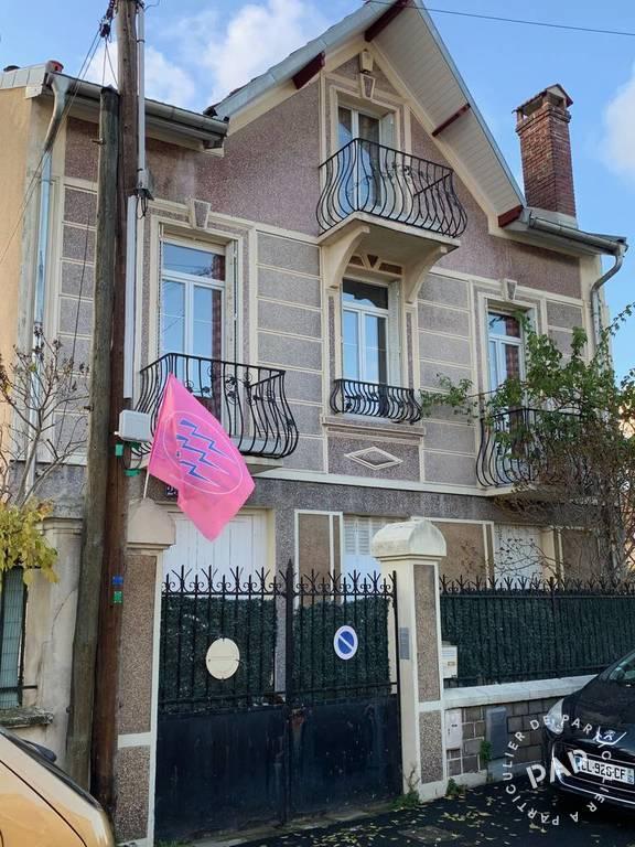 Vente maison 6 pièces Saint-Denis (93)