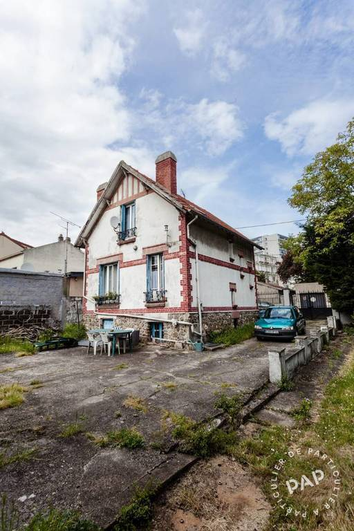 Vente maison 4 pièces Saint-Denis (93)