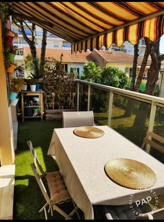 Vente appartement 2 pièces Cagnes-sur-Mer (06800)