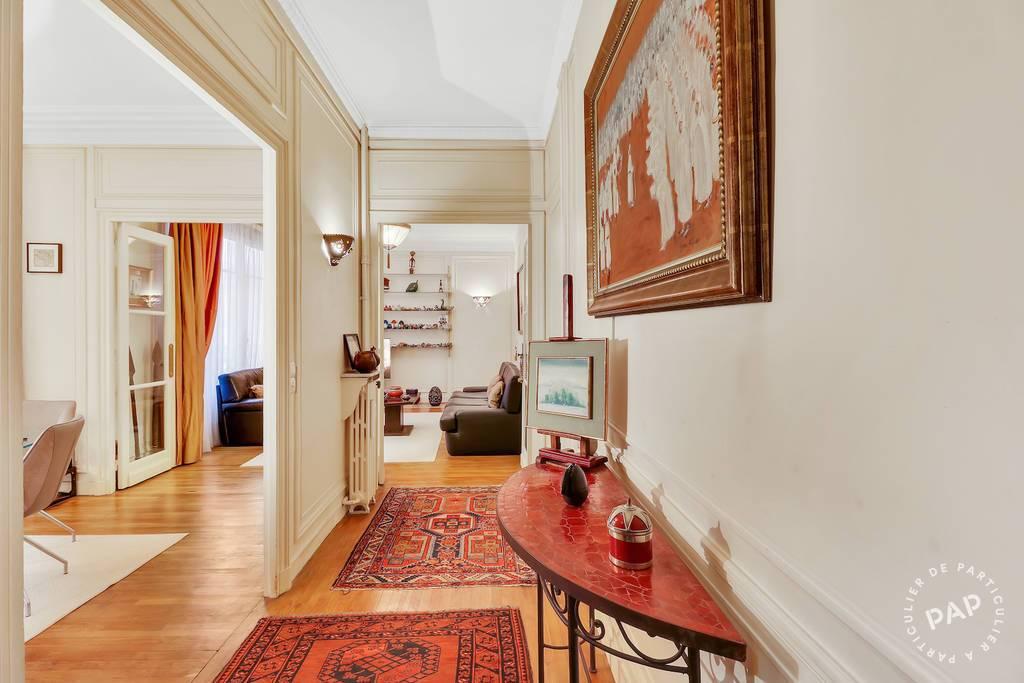 Vente Appartement Paris 16E (75016) 124m² 1.490.000€