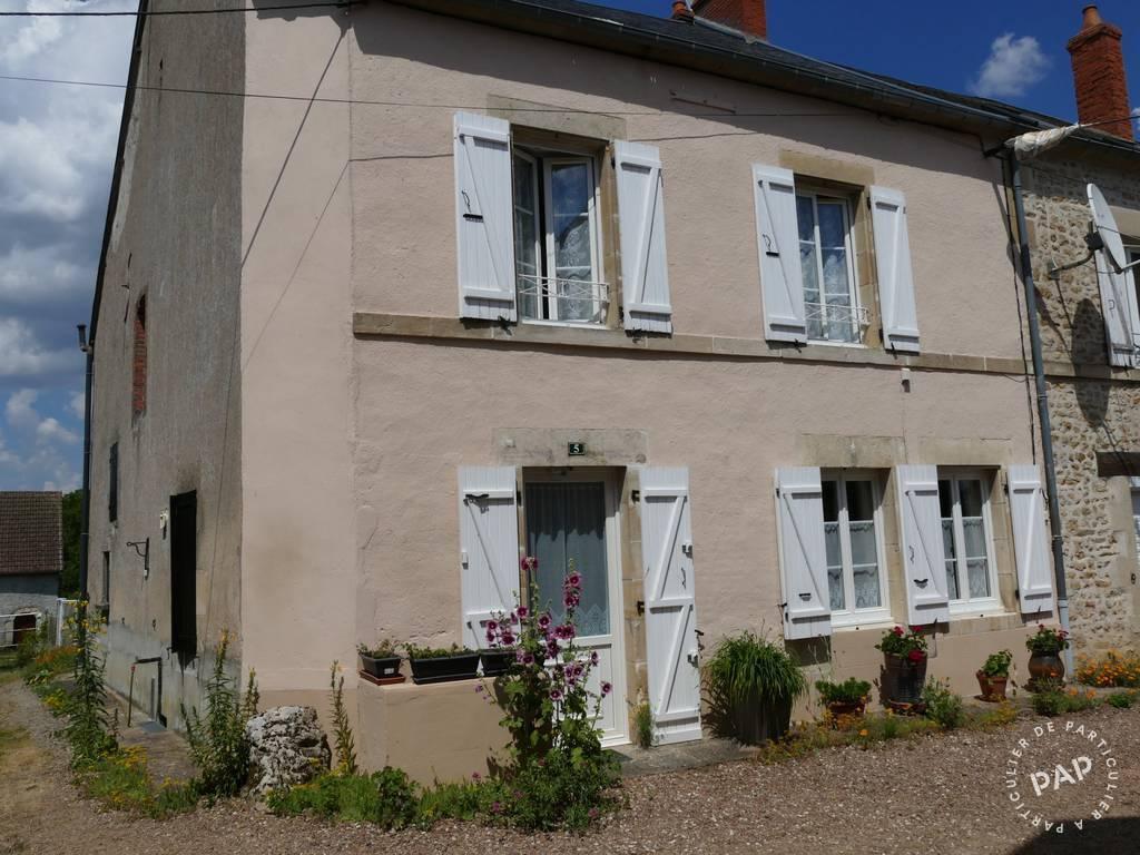 Vente maison 4 pièces Crux-la-Ville (58330)