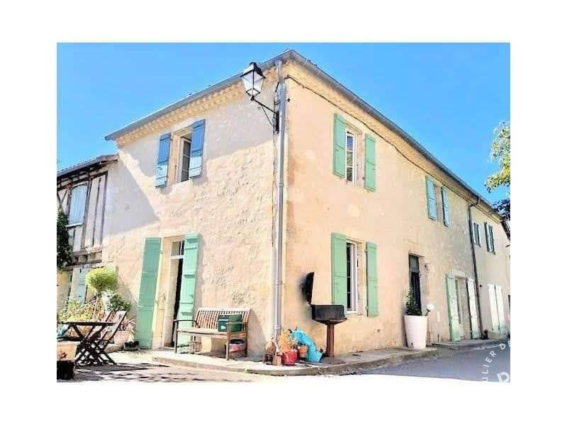 Vente maison 5 pièces La Sauvetat (32500)