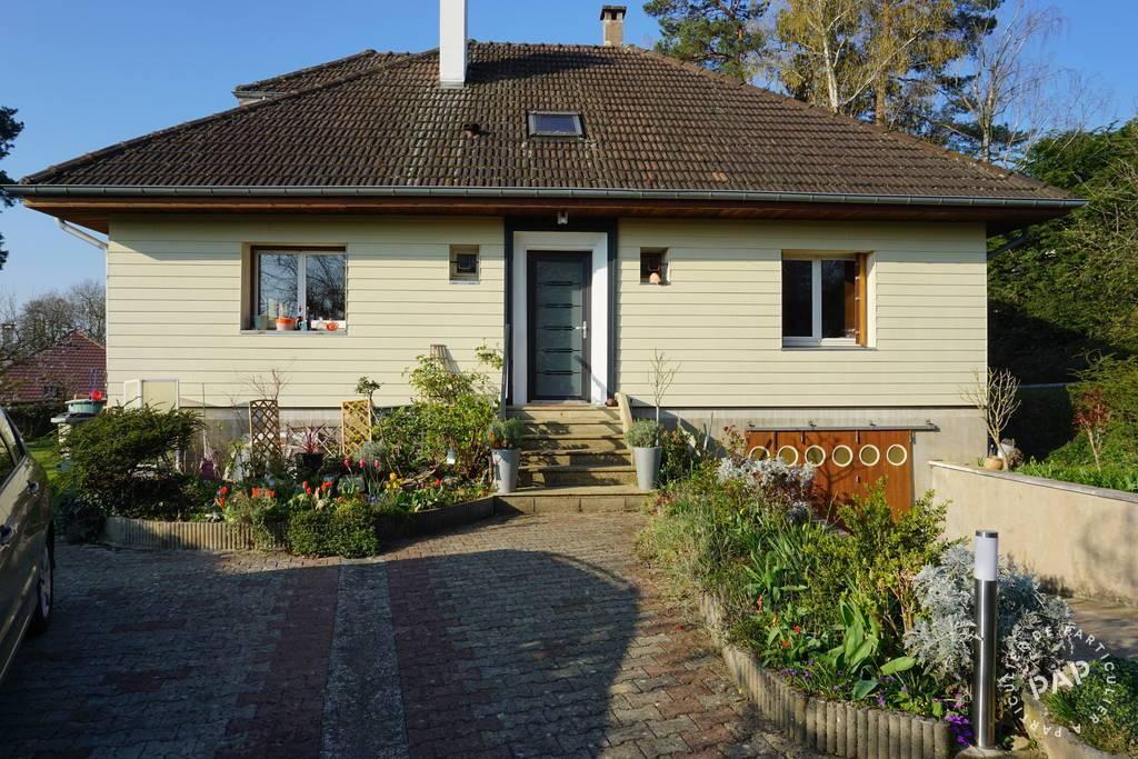Vente maison 6 pièces Damparis (39500)