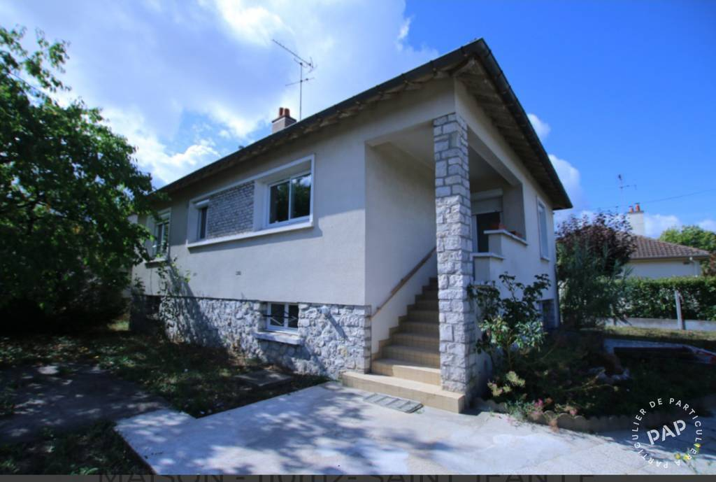 Vente Maison Saint-Jean-Le-Blanc (45650) 110m² 305.000€