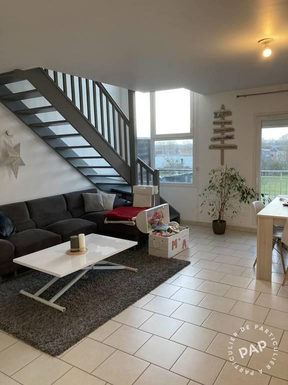 Vente appartement 3 pièces Val-de-Reuil (27100)