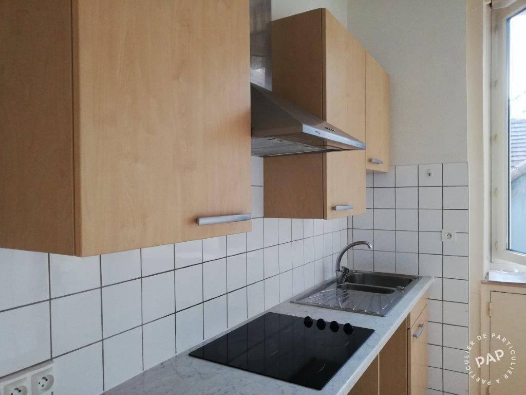 Location appartement 3 pièces Besançon (25000)