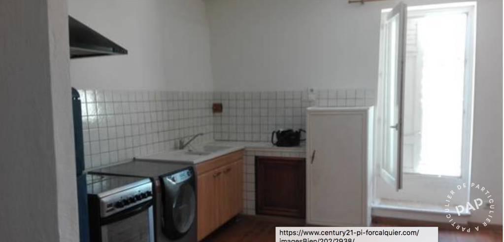 Vente appartement 3 pièces Forcalquier (04300)